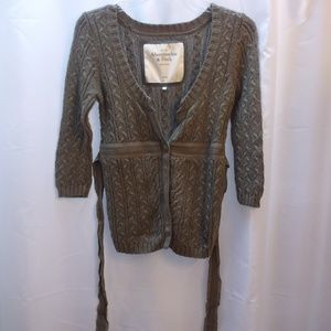 Abercrombie & Fitch Knitted Style Sweater